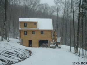 Bendernagel Log Home